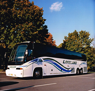 Lakeland Bus Charter Service